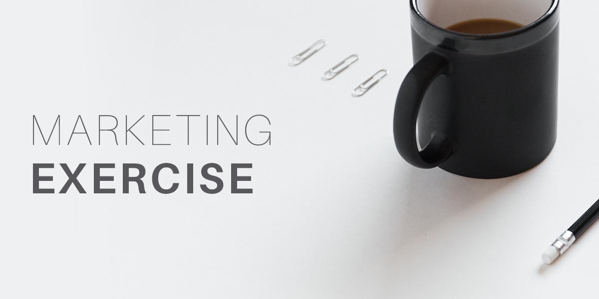 Marketing Excercise